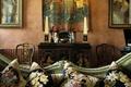 Картинка старина, диван, интерьер, гобелен, антиквариат