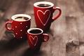 Картинка любовь, сердце, кофе, love, cup, romantic, sweet, coffee