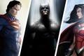 Картинка DC Comics, Batman, Superman, Wonder Woman, Superheroes, Trinity.