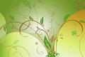 Картинка листья, узор, вектор