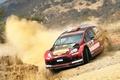 Картинка Fiesta, Ford, Пыль, WRC, Rally