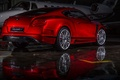 Картинка Bentley, Continental, Plane(2013), Mansory, Red
