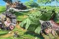 Картинка battle, война, танки, Nakamoora