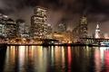 Картинка небо, city, город, дом, улица, здание, небоскреб, Калифорния, пирс, Сан-Франциско, USA, США, house, sky, даунтаун, ...