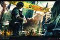 Картинка Город, Солдат, Америка, Арт, Battlefield 3, Поле Битвы