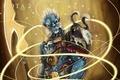 Картинка Посох, свет, Dota 2, Phantom Lancer