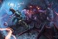 Картинка trall, Heroes of the Storm, wow, орк, warcraft, diablo, World of Warcraft, art, hots