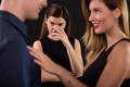 Картинка man, women, envy, jealousy, criticism