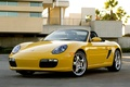Картинка обои, Porsche, Машины, yellow
