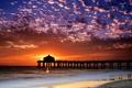 Картинка Манхеттен, пляж, калифорния