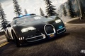 Картинка NFSR, nfs, bugatti veyron, нфс, police, Rivals, Need for Speed, 2013