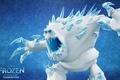 Картинка снеговик, дисней, снег, холод, зима, ёлка, мультфильм, холодное сердце, Frozen, Маршмеллоу, лёд