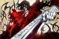 Картинка Hellsing, хеллсинг, пистолет, 454 casull, алукард, вампир