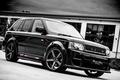 Картинка рендж ровер, спорт, Range Rover, Land Rover, Sport, Windsor Edition, тюнинг-пакет, чёрный, black, Amari Design, ...