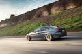 Картинка скорость, дорога, 335i, бмв, stance, 3 series, BMW, sedan