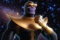 Картинка титан, Thanos, злодей, Marvel Comics