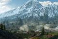 Картинка Геральт, Ведьмак 3: Дикая Охота, Ведьмак, CD Projekt RED, Geralt, The Witcher 3: Wild Hunt