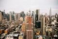Картинка USA, United States, skyline, New York, Manhattan, NYC, New York City, Empire State Building, buildings, ...