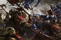 Картинка WH40K, орки, space marine, Warhammer 40K, Warhammer, десантники, Eternal Crusade