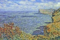 Картинка пейзаж, View Taken from Greinval, картина, Клод Моне