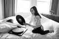 Картинка пластинка, винил, The Hollywood Reporter, проигрыватель, Ellen Page