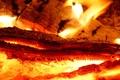 Картинка Огонь, угли, пламя, раскаленный