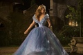 Картинка Blue, Tale, Beautiful, Disnay's, Blonde, Drama, Romance, Girl, Film, Lily James, Family, Woman, Movie, 2015, ...