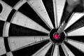 Картинка sport, macro, dartboard, bullseye