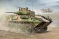 Картинка painting, art, ASLAV-25 Light Armoured Vehicle, war, tank