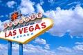 Картинка Лас-Вегас, облака, Невада