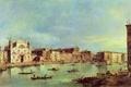 Картинка лодки, francesco guardi, канал, италия, франческо гварди, венеция, здания
