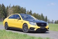 Картинка Carbon, Mansory, Yellow, S63, AMG, Mercedes