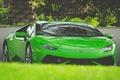 Картинка Huracan, Lamborghini, green