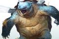 Картинка панцирь, черепаха, Blastoise, морской, покемон