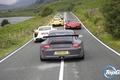 Картинка дорога, Mercedes-Benz, Lamborghini, Lexus, 911, Porsche, Феррари, Мерседес, Лексус, Top Gear, Ferrari, Superleggera, Gallardo, Порше, ...