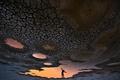 Картинка Dream of flying, отражение, силуэт