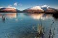 Картинка озеро, Keswick, горы, England
