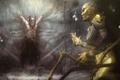 Картинка ди вора, Шиннок, Shinnok, мортал комбат 10, Mortal Kombat X, Смертельная битва 10