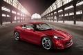 Картинка Toyota, ft-86, concept, красный, ангар