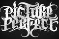 Картинка logo, леттеринг, picture perfect, lettering, логотип, art