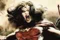 Картинка DC Comics, Diana, Wonder Woman, Амазонка, Диана, Чудо-женщина