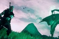 Картинка The Witcher-3:Wild Hunt, бой, Ведьмак, Last man standing